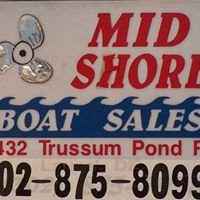 Mid~Shore Boat Sales, Service and Parts