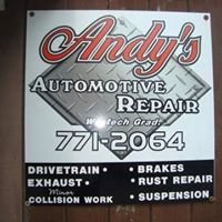 Andy's Automotive Repair