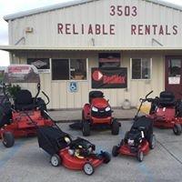 Reliable Rentals, Inc