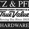 Kitz & Pfeil True Value Hardware Berlin