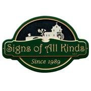Signs of All Kinds LLC