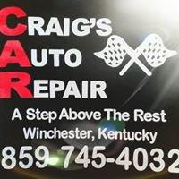 Craig's Auto Repair