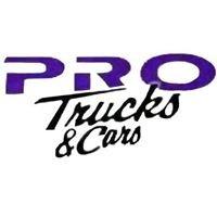 Pro Trucks & Cars