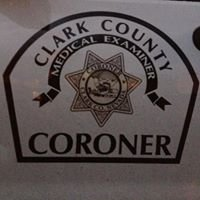 Clark County Coroners Office
