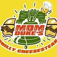 MOM DUKES Philly cheesesteaks
