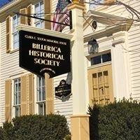 Billerica Historical Society