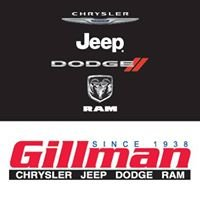 Gillman Chrysler Jeep Dodge Ram
