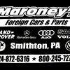 Maroney's Foreign Cars And Parts
