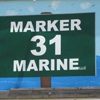 Marker 31 Marine