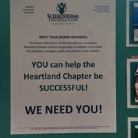 Scleroderma Foundation,  Heartland Chapter