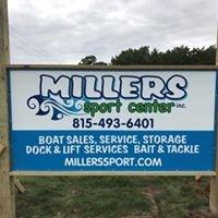 Millers Sport Center Inc