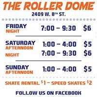 Roller Dome Skating Rink