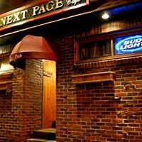 The Next Page Cafe