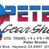 Pete's Gear Shop