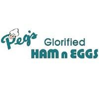 Peg's Glorified Ham N Eggs