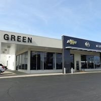 Green Chevrolet Buick GMC