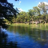 Seven Bluff Cabins on the Frio