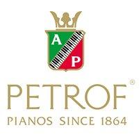 Petrof Pianos - official