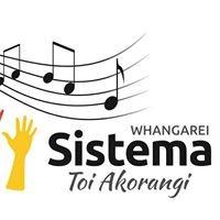 Sistema Whangarei - Toi Akorangi
