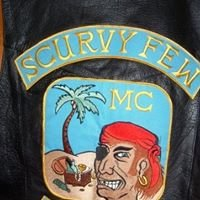 Scurvy Few Motorcycle Club - Stateside Chapter