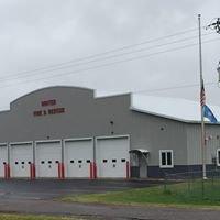 Winter Fire Hall