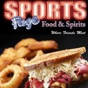 Sports Page Food & Spirits