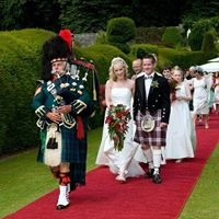 Imperial Wedding Piper Service