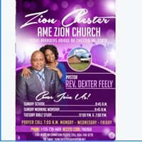 Zion Chester AME Zion Church