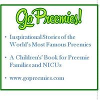 Go Preemies Children's Book