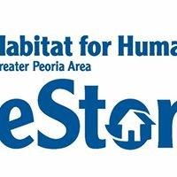 Habitat For Humanity Greater Peoria Area Restore