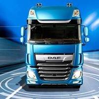 DAF trucks Eindhoven