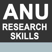 ANU Research Training