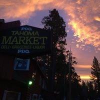 Tahoma Market Lake Tahoe
