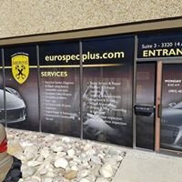 Eurospec Plus Automotive Service Inc
