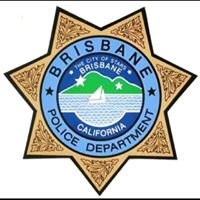 Brisbane Police Department, California USA