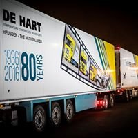 De Hart Temperature Controlled Transports