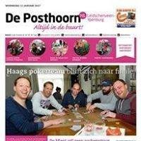 De Posthoorn Den Haag