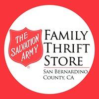 The Salvation Army Family Stores - San Bernardino County