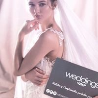 WEDDINGS Vestidos de Novia