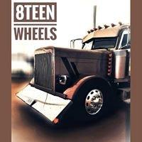 8teen Wheels - Custom Truck Graphics