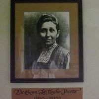Susan LaFlesche Picotte Memorial Hospital Historical Marker
