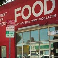 FOOD. LA- Cafe, Market, Catering.
