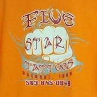 5 STAR TATTOOS