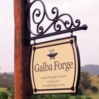 Galba Forge Philippe Ravenel Blacksmith Cobargo