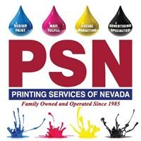 Printing Services of Nevada