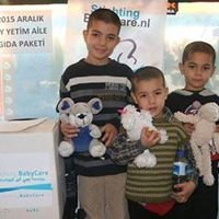Help Syrische Vluchtelingen