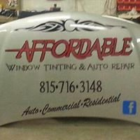 Affordable Window Tinting & Auto Repair