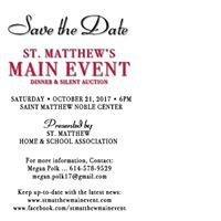 St. Matthew Main Event
