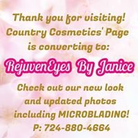 RejuvenEyes by Janice - Formerly Country Cosmetics