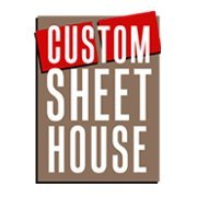 Custom Sheet House